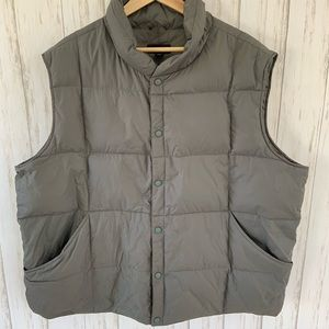 LANDS' END Vest Size XXL 50•52